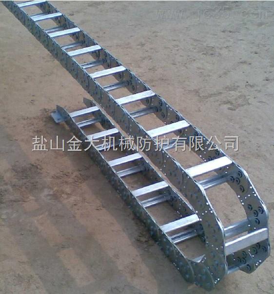 工程钢制拖链供应商