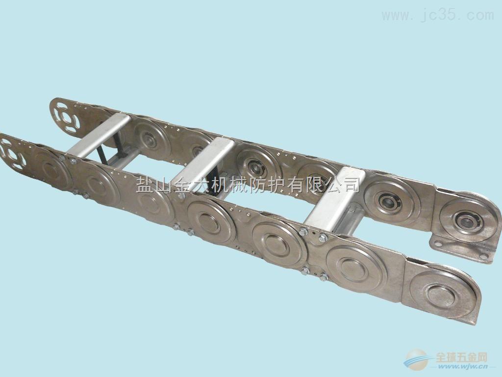 五一热销钢制拖链,不锈钢拖链