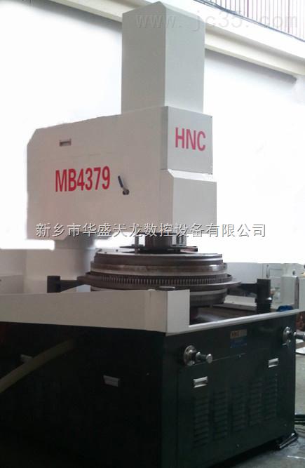 """2013年华盛天龙新产品""""MB4379高精度双面研磨机"""""""
