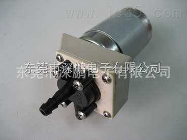 东莞深鹏供应高温环境及抽高浓度介质用直流无刷泵