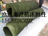 沧州荣升专业制造大口径帆布风道管 自产自销  价格势