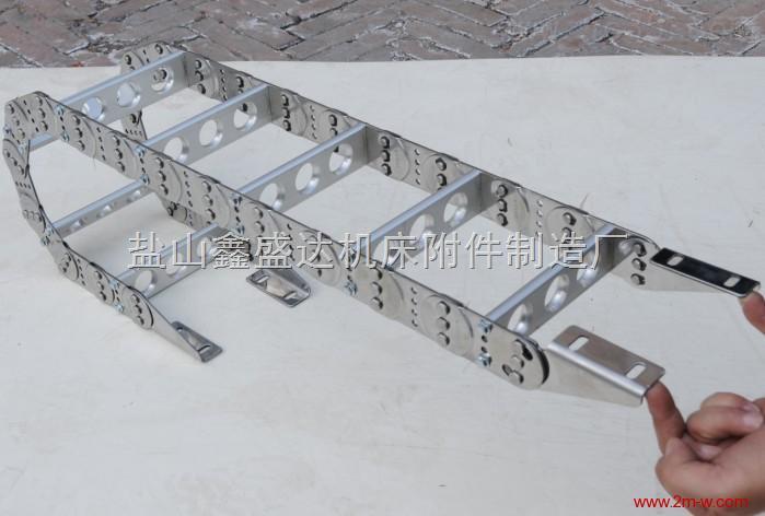 厂专业生产TLG机床专用钢铝拖链