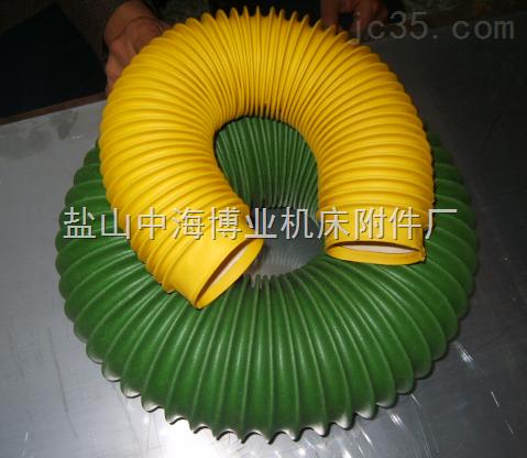 彩色丝杠防护罩、彩色吸尘管型号齐全