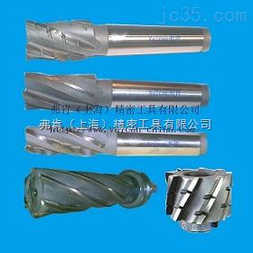焊接螺旋铣刀