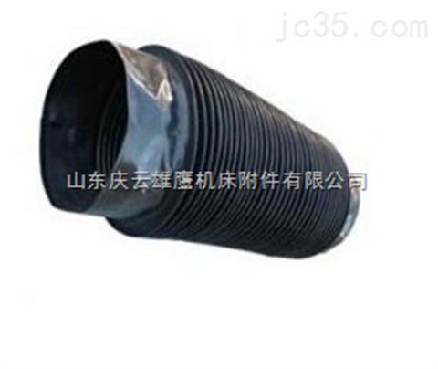 厂订做 液压机床丝杠防护罩 丝杆防护罩规格