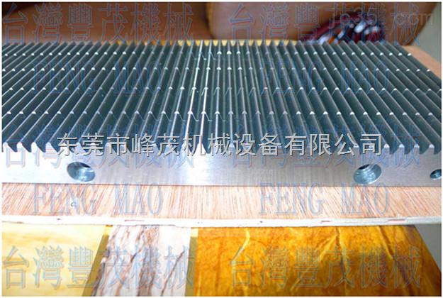 FM台湾DIN8级JIS4级进口齿条