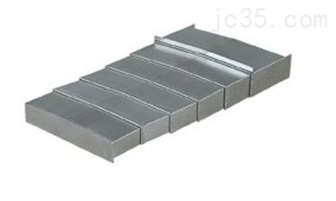 钢板不锈钢导轨防护罩
