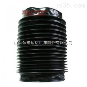 供应气缸防尘罩,油缸防尘罩,伸缩式圆形防尘罩