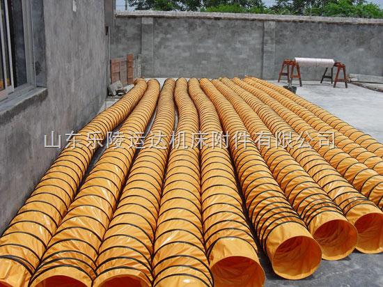 供应电厂风管,圆形防护罩,耐高温防护罩,高压风管