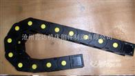 XDTL15鑫达专业生产:工程塑料拖链XDTL15