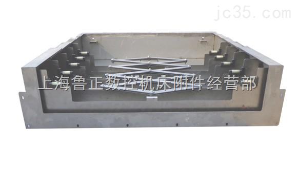 伸缩式导轨防护罩 数控机床专用上海处