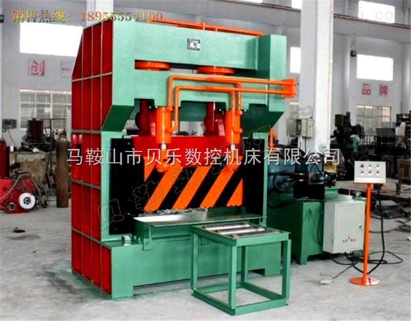 龙门剪切机价格 大型龙门型剪切机 液压剪切机制造商