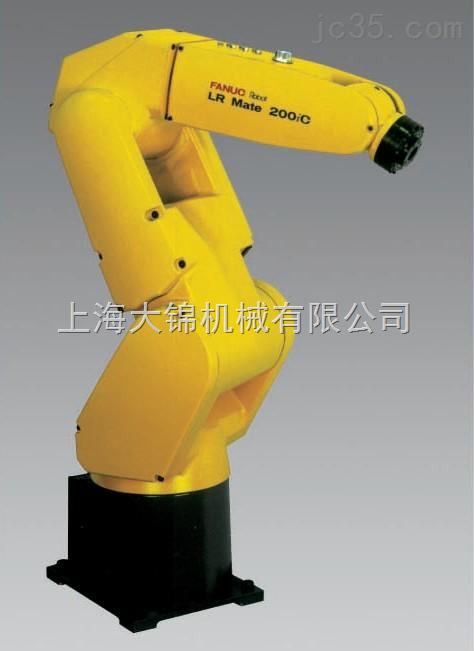自动化埋件、取件工业机器人LR Mate 200iC