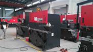 全数控 电液伺服液压折弯机  采用荷兰DA-56系统