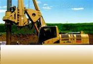 旋挖钻机-打桩机为代表的旋挖钻工艺枣庄海鹏普及