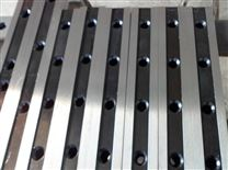 QC12Y-4×2500剪板机刀片 1300×63×16数控液压剪板机