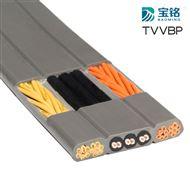 宝铭TVVBP电缆/带屏蔽扁形电梯电缆
