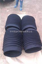 防污染材质耐高温三防布除尘软连接