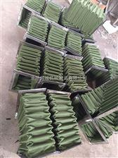 包装机械帆布通风软连接 包装机械耐温通风软连接
