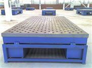 铆焊平台 铸铁焊接平台
