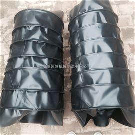 防漏油耐高温防尘丝杠防护罩 油缸防护套