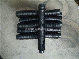 压滤机活塞杆耐温防尘罩生产厂家