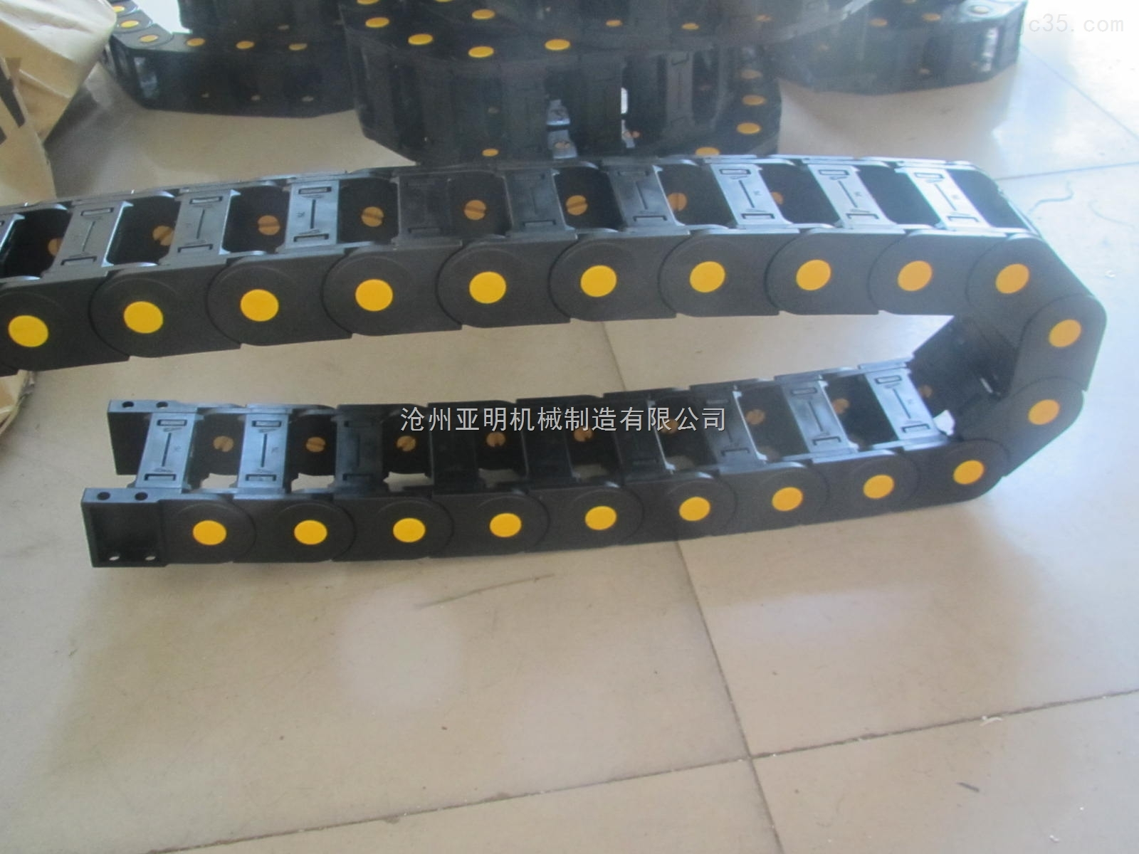 特供机床桥式工程拖链