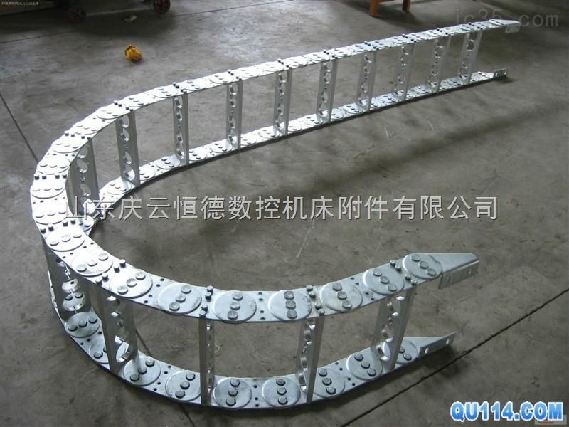 不锈钢钢制拖链可订制生产,型号全