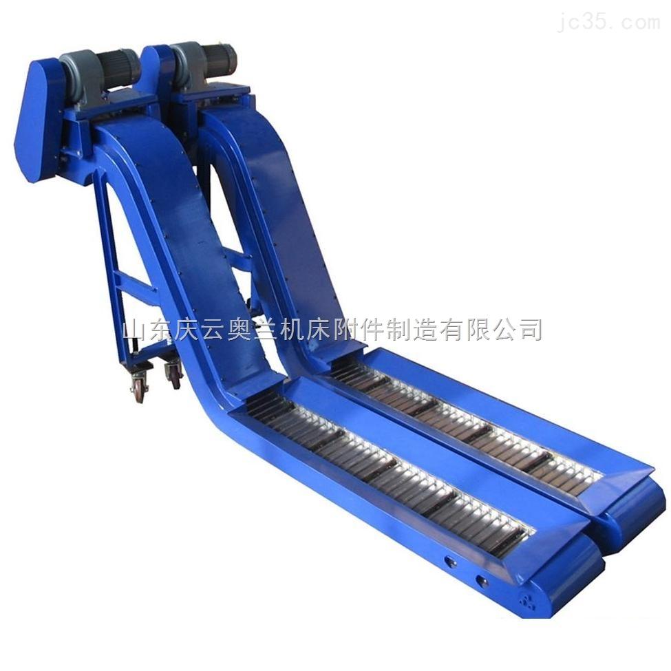 烟台机床排屑机 郑州排屑机链板  南阳排屑机链板