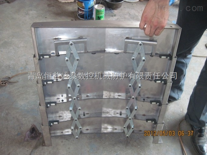数控龙门铣床三轴JHA2030钢板防护罩厂家