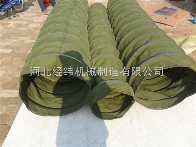 专业生产风机帆布软连接
