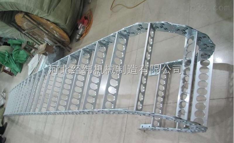 重型工程耐磨工程抗压钢制拖链