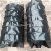 橡胶布不燃耐热颗粒输送软连接