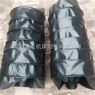 密封式橡胶布耐高温伸缩软连接
