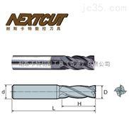 耐斯卡特钨钢刀 SM不锈钢专用铣刀 1-8mm 四刃钨钢涂层平底铣刀