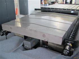 规格齐全数控机床不锈钢防护罩