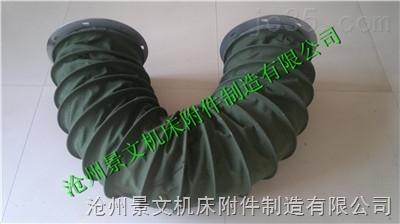北京帆布通风伸缩风管厂家按规格定做