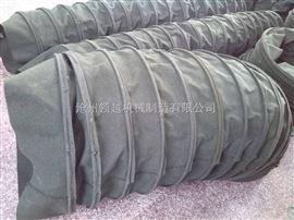 耐酸碱水泥石灰颗粒输送帆布布袋专卖