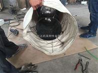 加强型耐磨帆布散装机卸料伸缩布袋厂家直销