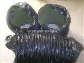 输送气体专用硅胶帆布伸缩软连接测试