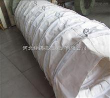 訂做口徑400帆布伸縮散裝布袋