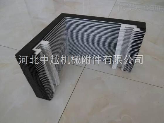 批量生产不锈钢盔甲风琴防护罩厂家