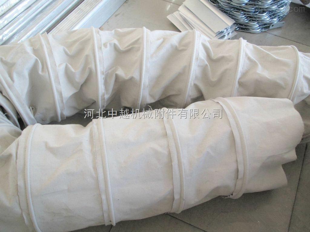 石灰厂设备专用钢带加固水泥散装布袋