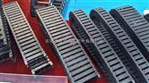 东莞欧玛高速静音型塑料拖链