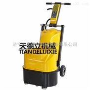 600型水泥地坪研磨机 6头4KW混凝土路面硬化施工研磨机