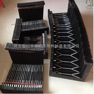 数控机床风琴防护罩压缩比是多少