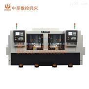 HS360/450-中星乐虎国际ag视讯平台 HS360/450—自动化 双头双拖板数控车床