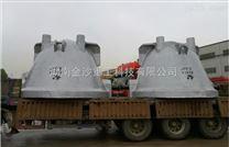 冶金机械铸钢件大型铸钢浇包当然选择金沙重工