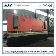 WC67Y-200T/6000-液压板料折弯机200/6000红色