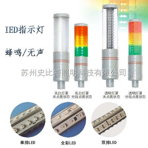EXZS60系列-LED信号指示灯